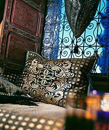 Marrakech Interieur - Wohntextilien - Kissen, Stoffe uvm. aus Marokko